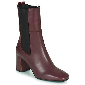 Čevlji  Ženske Gležnjarji Betty London PASTILLE Bordo