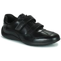 Čevlji  Moški Čevlji Derby Clarks KONRAD EASE Črna