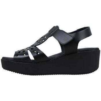 Čevlji  Ženske Sandali & Odprti čevlji Amanda  Črna