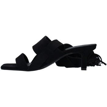 Čevlji  Ženske Sandali & Odprti čevlji Janet&Janet 01151 BLACK