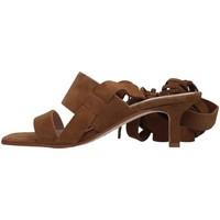 Čevlji  Ženske Sandali & Odprti čevlji Janet&Janet 01151 BROWN