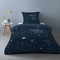 Dom Kompleti posteljnine Mylittleplace SCIENCE KID Modra