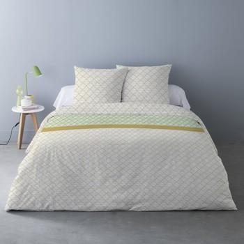 Dom Kompleti posteljnine Mylittleplace SANTORINI Zelena
