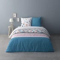 Dom Kompleti posteljnine Mylittleplace GILLES Modra