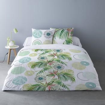Dom Kompleti posteljnine Mylittleplace SUMATRA Zelena