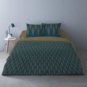 Dom Kompleti posteljnine Mylittleplace VICTOR Smaragdově zelený