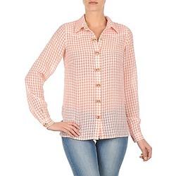 Oblačila Ženske Srajce & Bluze Manoush CHEMISE ML ALIZE Rožnata