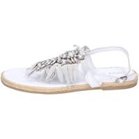 Čevlji  Deklice Sandali & Odprti čevlji Holalà BH20 Bela