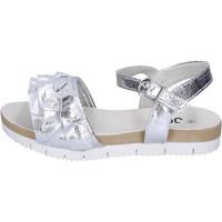 Čevlji  Deklice Sandali & Odprti čevlji Joli BH24 Srebrna