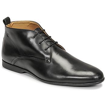 Čevlji  Moški Polškornji Carlington EONARD Črna