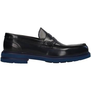 Čevlji  Moški Mokasini Antony Sander 100 BLUE