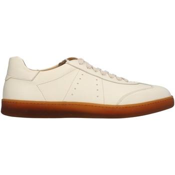 Čevlji  Moški Nizke superge Rossano Bisconti 463-02 WHITE