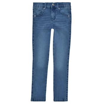 Oblačila Deklice Jeans skinny Only KONROYAL Modra / Svetla