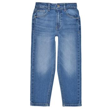 Oblačila Deklice Jeans straight Only KONCALLA Modra / Svetla