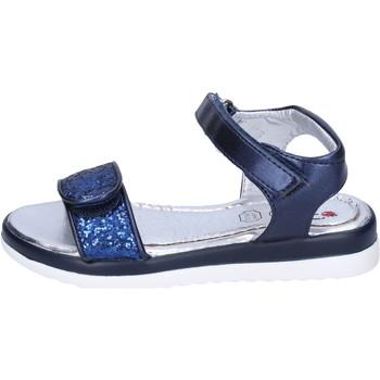 Čevlji  Deklice Sandali & Odprti čevlji Joli BH25 Modra