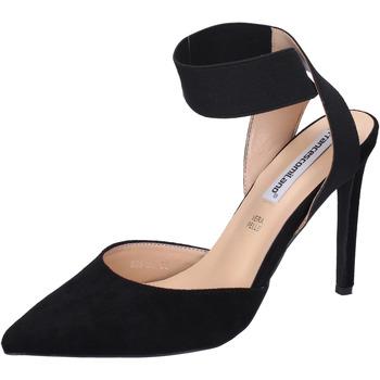 Čevlji  Ženske Salonarji Francescomilano BH31 Črna