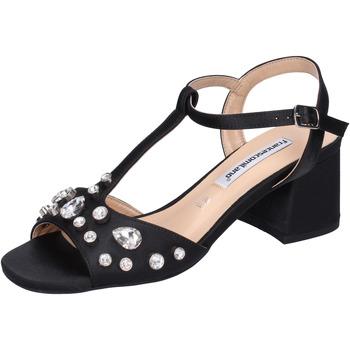 Čevlji  Ženske Sandali & Odprti čevlji Francescomilano BH33 Črna