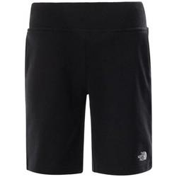 Oblačila Dečki Kratke hlače & Bermuda The North Face PANTALÓN CORTO NIÑO  NF0A5595JK31 Črna