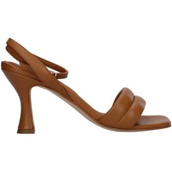 Čevlji  Ženske Sandali & Odprti čevlji Paola Ferri D7439 BROWN