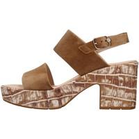 Čevlji  Ženske Sandali & Odprti čevlji CallagHan 28801 BROWN