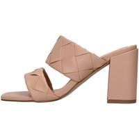 Čevlji  Ženske Sandali & Odprti čevlji Steve Madden DARE PINK