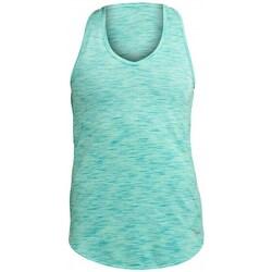 Oblačila Ženske Majice s kratkimi rokavi Saucony SAW800093 Svetlo zelena