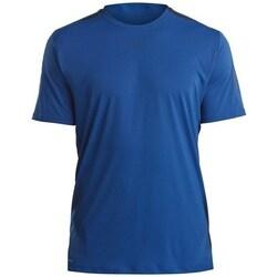 Oblačila Moški Majice s kratkimi rokavi Saucony SAM800179 Mornarsko modra