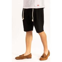 Oblačila Moški Kratke hlače & Bermuda Takeshy Kurosawa  Črna