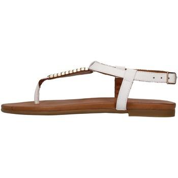 Čevlji  Ženske Sandali & Odprti čevlji Inuovo 101143 WHITE