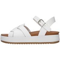 Čevlji  Ženske Sandali & Odprti čevlji Inuovo 769006 WHITE
