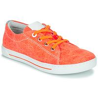 Čevlji  Otroci Nizke superge Birkenstock ARRAN KIDS Oranžna