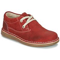 Čevlji  Otroci Čevlji Derby Birkenstock MEMPHIS KIDS Rdeča