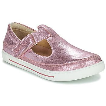 Čevlji  Deklice Balerinke Birkenstock ABILENE Rožnata