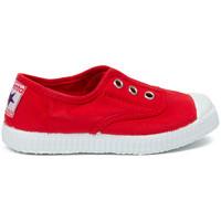 Čevlji  Otroci Tenis Cienta Chaussures en toiles bébé  Tintado rouge