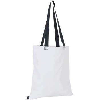 Torbice Nakupovalne torbe Sols HAMILTON Blanco Blanco