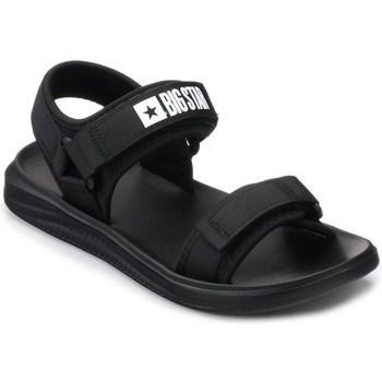 Čevlji  Moški Sandali & Odprti čevlji Big Star HH174842 Črna