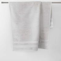 Dom Kopalniške brisače in rokavice za umivanje Douceur d intérieur EXCELLENCE Siva
