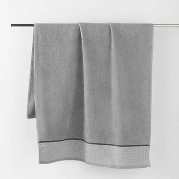 Dom Kopalniške brisače in rokavice za umivanje Douceur d intérieur BELINA Siva