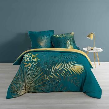 Dom Kompleti posteljnine Douceur d intérieur STRASSY Modra