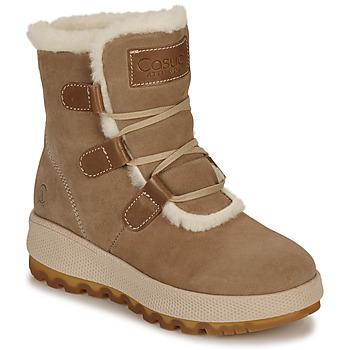 Čevlji  Ženske Škornji za sneg Casual Attitude NAREIGNE Bež