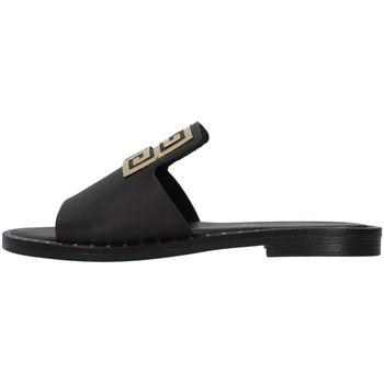Čevlji  Ženske Natikači S.piero E2-021 BLACK