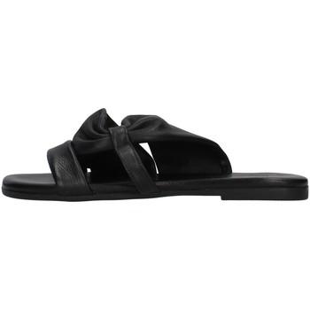 Čevlji  Ženske Natikači Inuovo 447044 BLACK