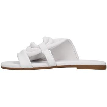 Čevlji  Ženske Natikači Inuovo 447044 WHITE
