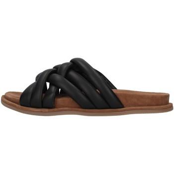Čevlji  Ženske Natikači Inuovo 777006 BLACK