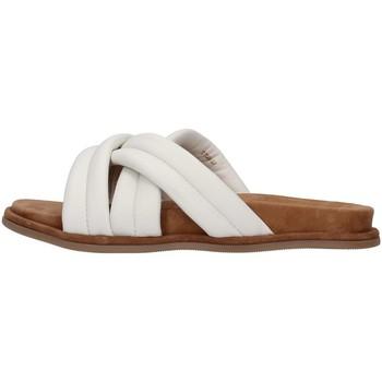 Čevlji  Ženske Natikači Inuovo 777002 WHITE