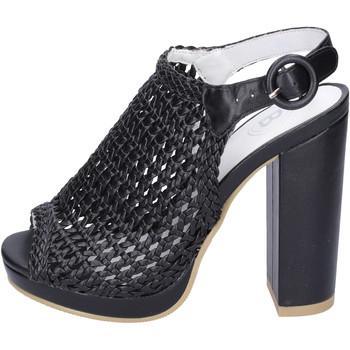 Čevlji  Ženske Sandali & Odprti čevlji Laura Biagiotti BH84 Črna