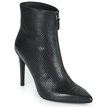 Čevlji  Ženske Gležnjarji Minelli DELILA Črna
