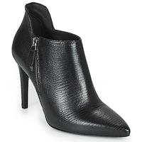 Čevlji  Ženske Nizki škornji Minelli PETROULIA Črna