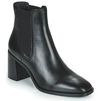 Čevlji  Ženske Gležnjarji Minelli IRINA Črna