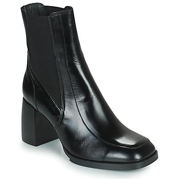 Čevlji  Ženske Gležnjarji Minelli NEOPARA Črna